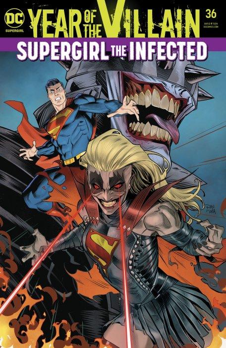 Supergirl #36