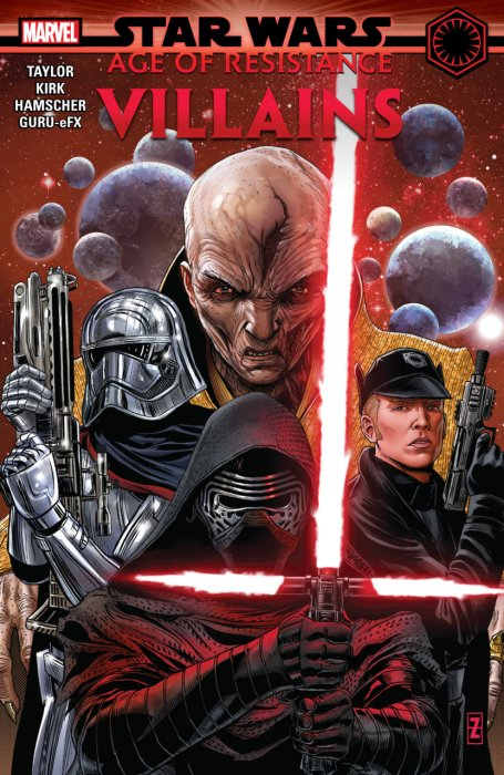 Star Wars - Age Of Resistance - Villains #1 - TPB