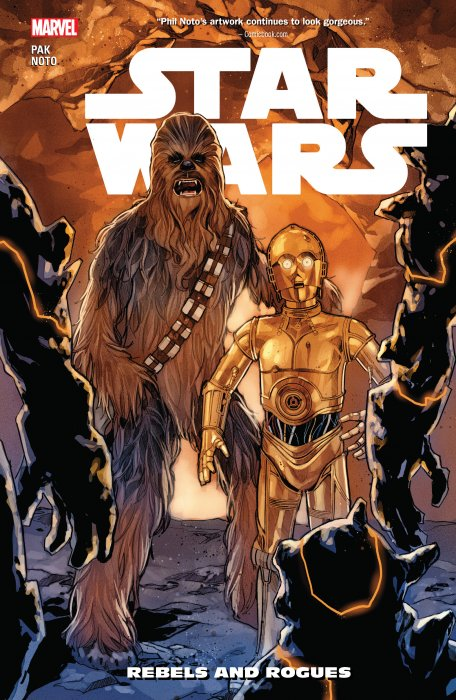 Star Wars Vol.12 - Rebels And Rogues