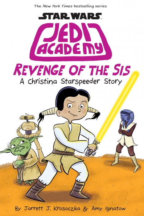 Star Wars - Jedi Academy Vol.7 - Revenge of the Sis