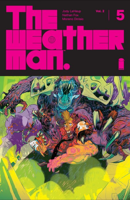 The Weatherman Vol.2 #5