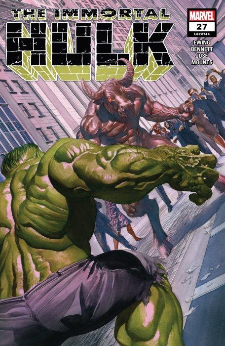 Immortal Hulk #27