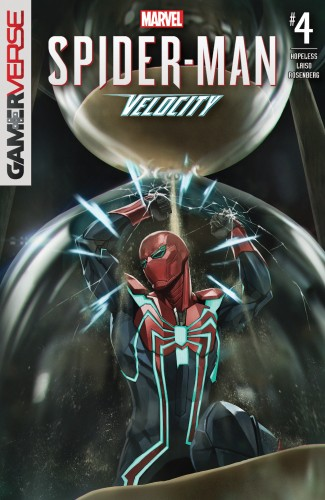 Marvel's Spider-Man - Velocity #4