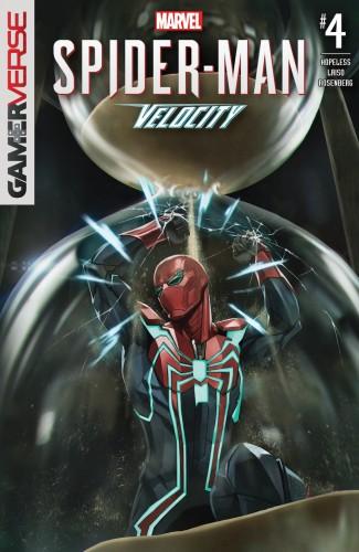 Marvel's Spider-Man - Velocity #4
