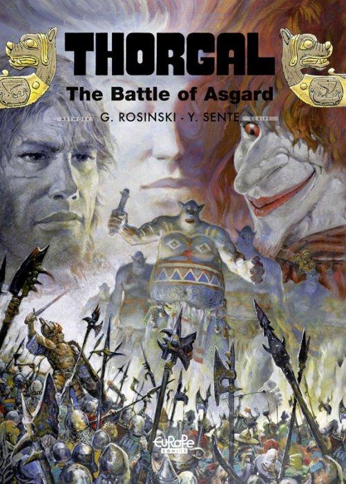 Thorgal #24 - The Battle of Asgard