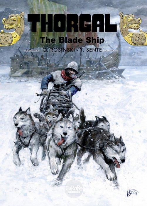 Thorgal #25 - The Blade Ship
