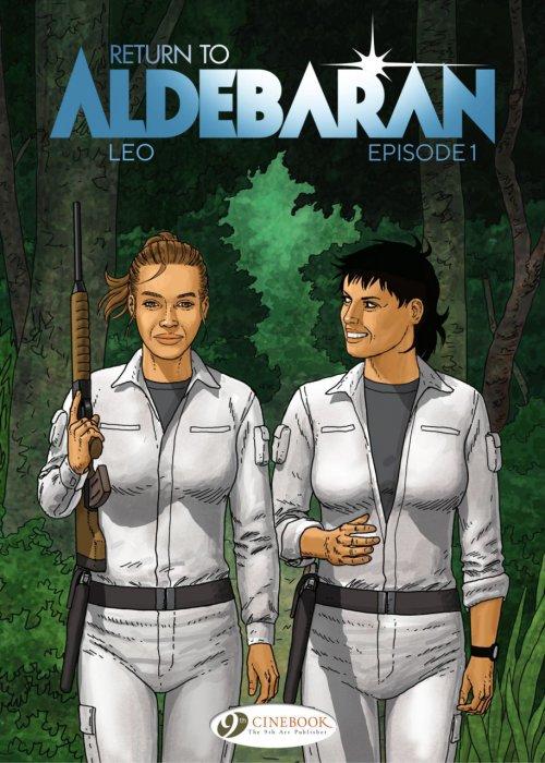 Return to Aldebaran #1