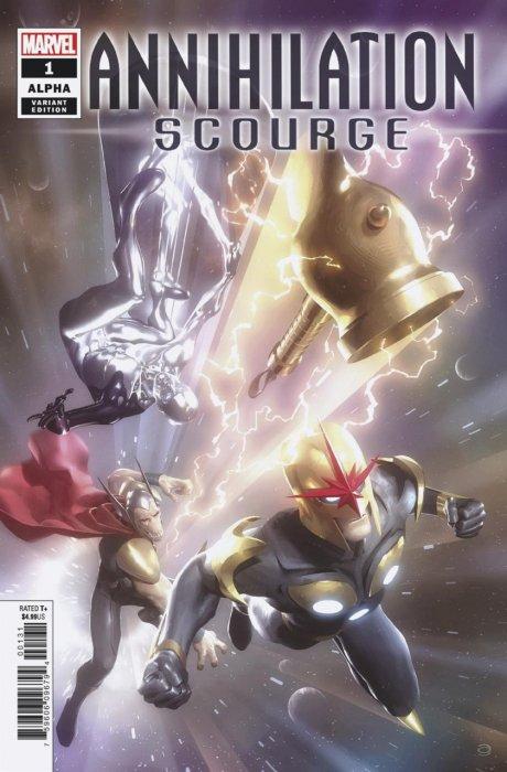 Annihilation - Scourge Alpha #1