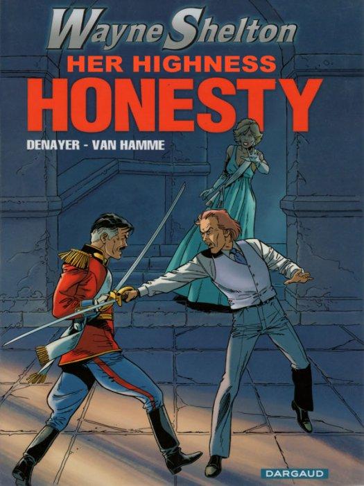 Wayne Shelton - #9 - Her Highness Honesty