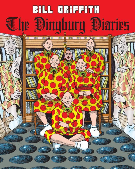 Zippy the Pinhead - The Dingburg Diaries #1 - TPB