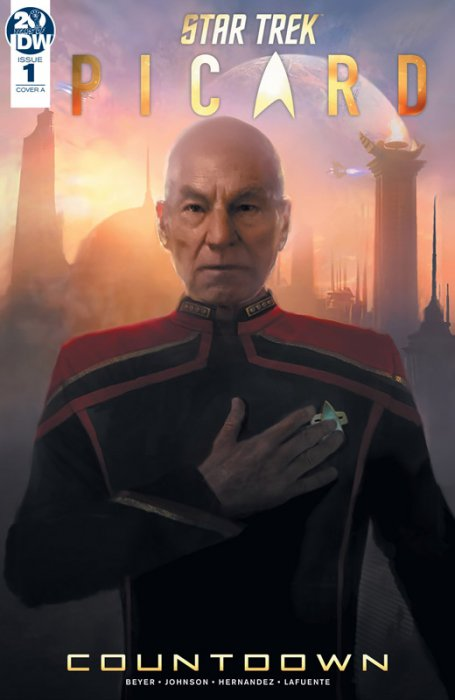 Star Trek - Picard - Countdown #1