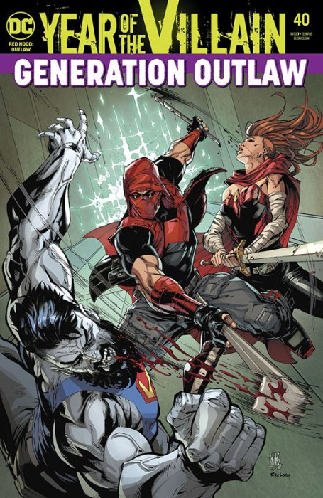 Red Hood - Outlaws #40