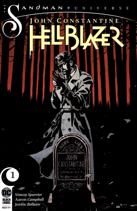 John Constantine - Hellblazer #1