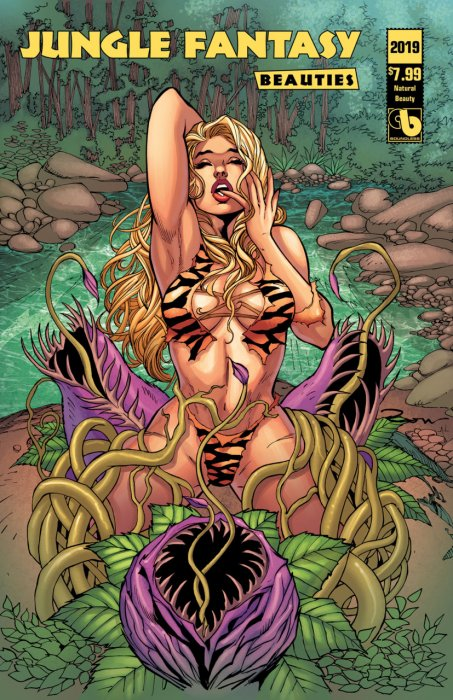 Jungle Fantasy - Beauties 2019 #1