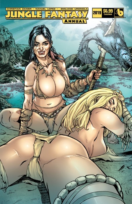 Jungle Fantasy - Annual 2019 #1