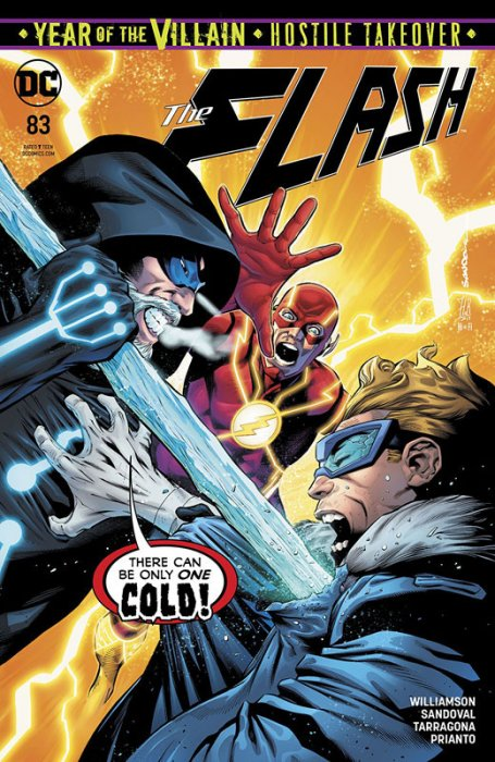 The Flash #83