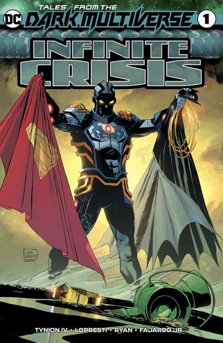 Tales from the Dark Multiverse - Infinite Crisis #1
