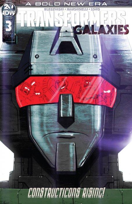 Transformers - Galaxies #3
