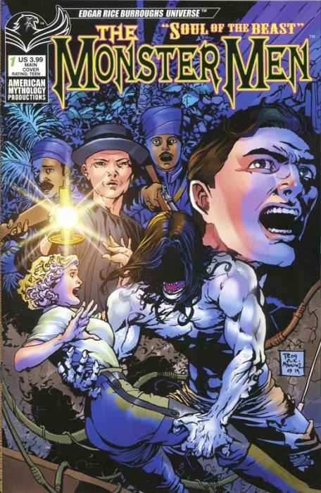 Monster Men - Soul of the Beast #1