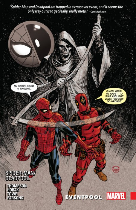Spider-Man - Deadpool Vol.9 - Eventpool