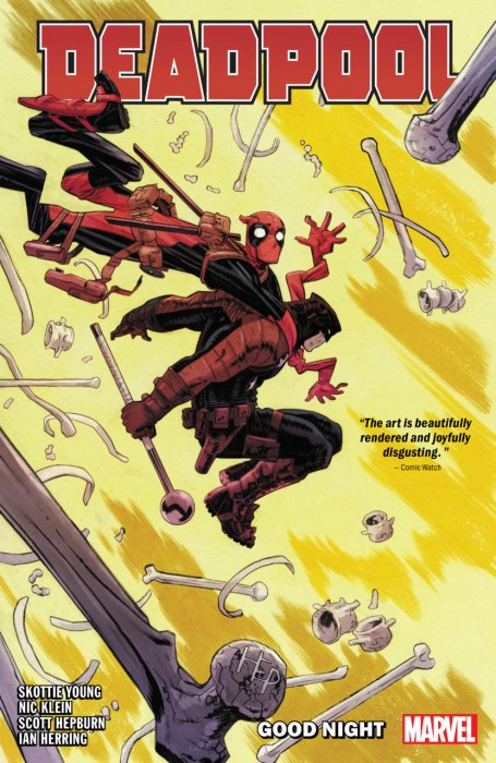 Deadpool by Skottie Young Vol.2 - Good Night