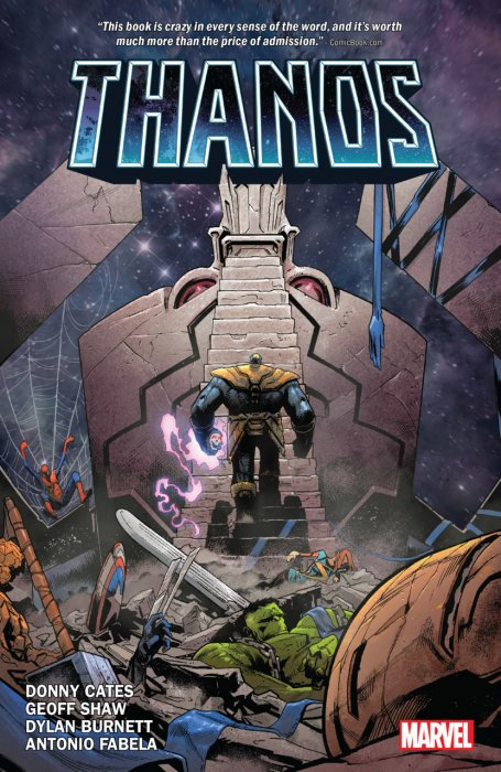 Thanos by Donny Cates #1 - HC