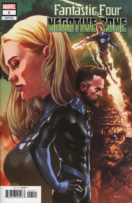 Fantastic Four - Negative Zone #1