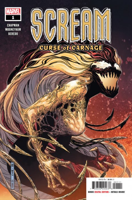 Scream - Curse of Carnage #1