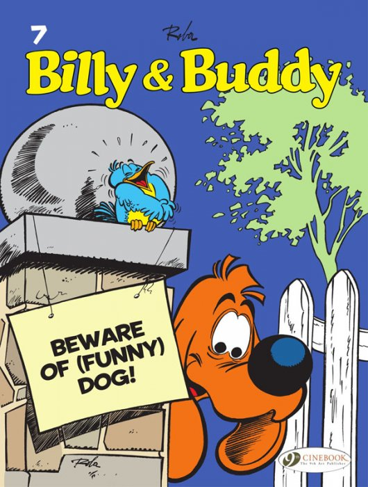 Billy & Buddy #7 - Beware of (Funny) Dog!