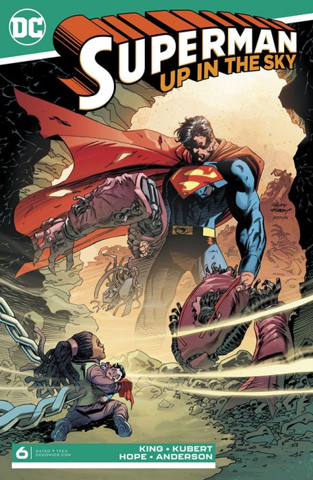 Superman - Up In The Sky #6