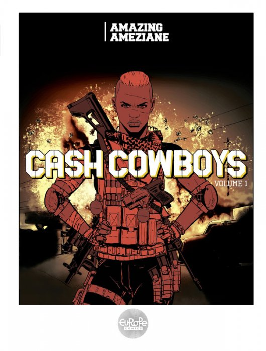 Cash Cowboys #1 - Amazing Ameziane