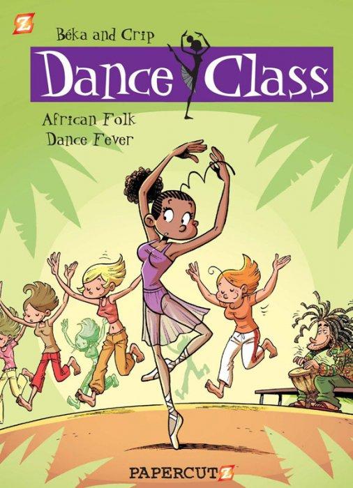 Dance Class #3 - African Folk Dance Fever