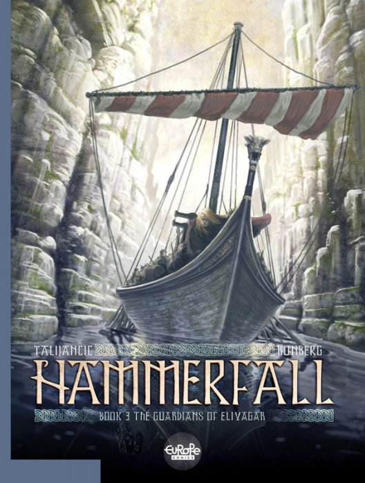 Hammerfall #3 - The Guardians of Elivagar