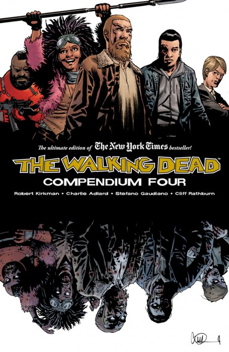 The Walking Dead Compendium Vol.4