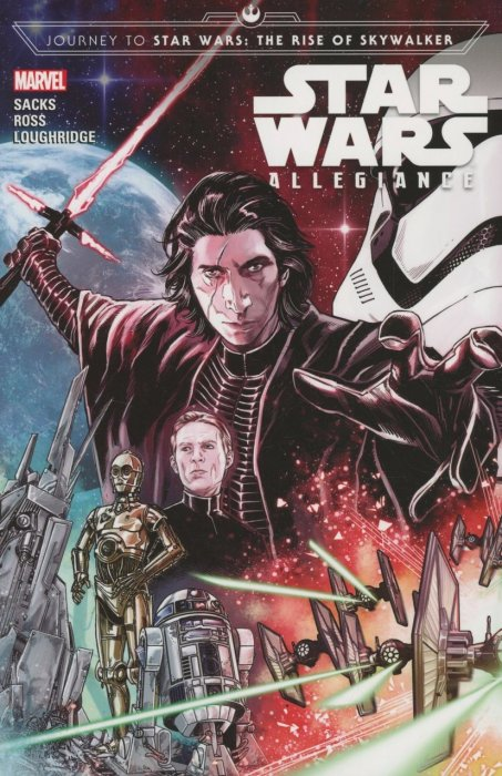 Journey To Star Wars - The Rise Of Skywalker - Allegiance #1 - TPB