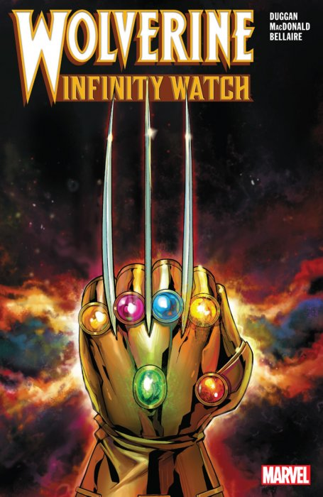 Wolverine - Infinity Watch #1 - TPB