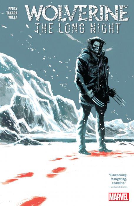 Wolverine - The Long Night #1 - TPB