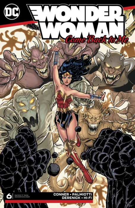 Wonder Woman - Come Back to Me #6