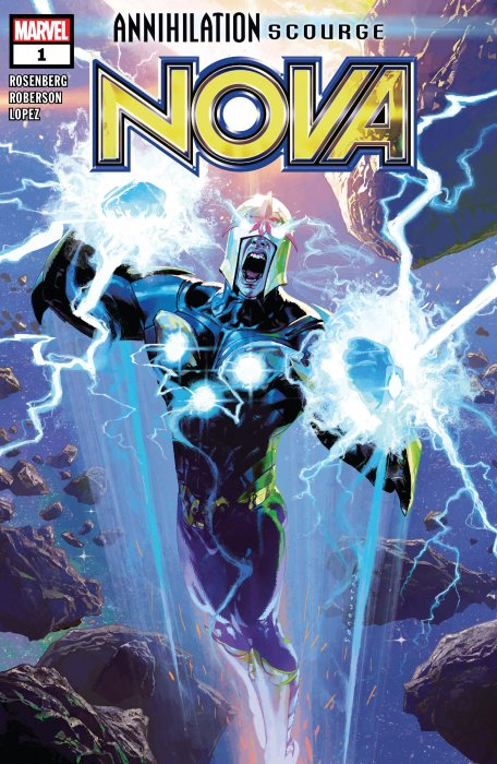 Annihilation - Scourge - Nova #1