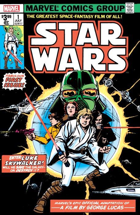 Star Wars - Facsimile Edition #1