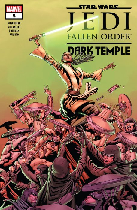 Star Wars - Jedi Fallen Order - Dark Temple #5
