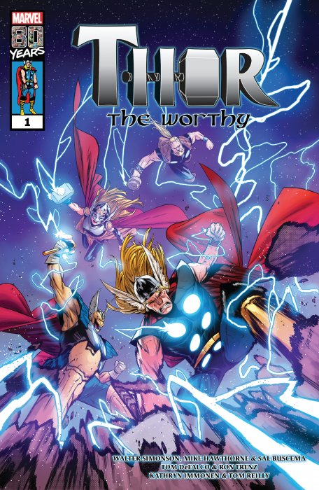 Thor - The Worthy #1