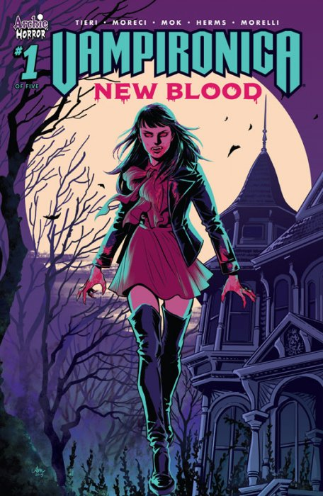 Vampironica - New Blood #1