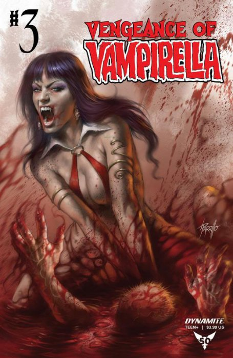 Vengeance of Vampirella #3