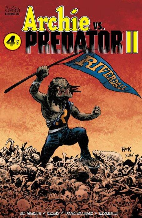 Archie vs. Predator II #4