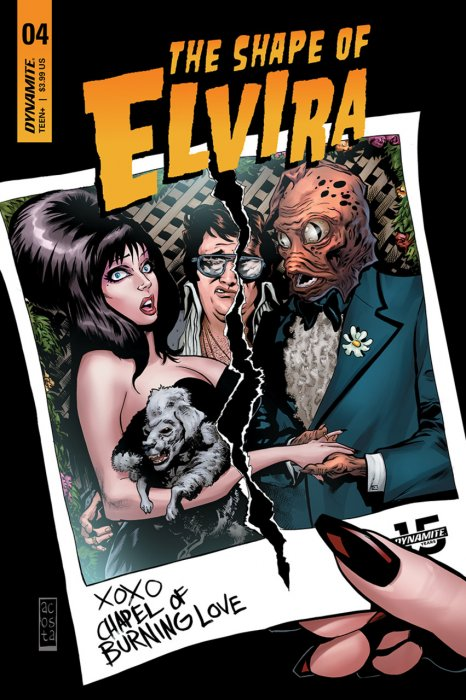 Elvira - The Shape of Elvira #4