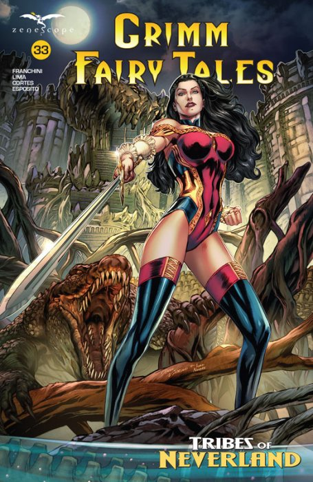 Grimm Fairy Tales Vol.2 #33