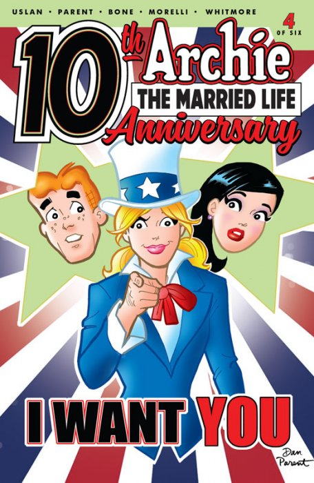 Archie - The Married Life - 10th Anniversary #4