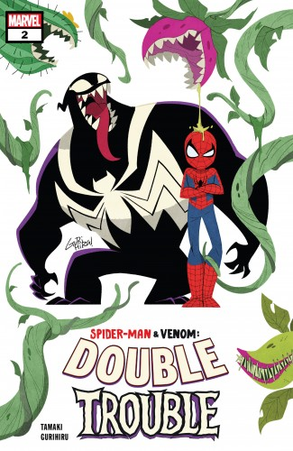 Spider-Man & Venom - Double Trouble #2