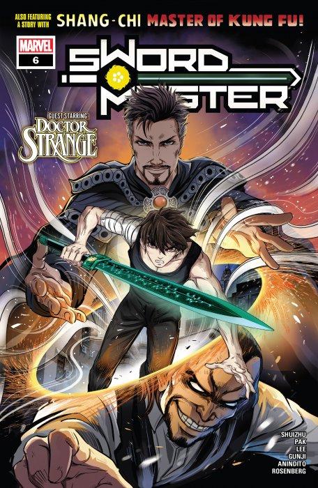 Sword Master #6